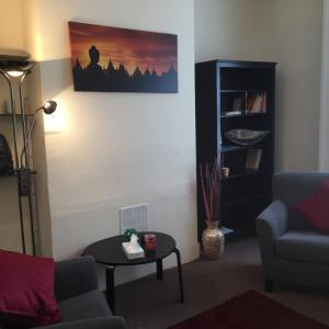 Well appointed therapy rooms for rent in Fairview, D3